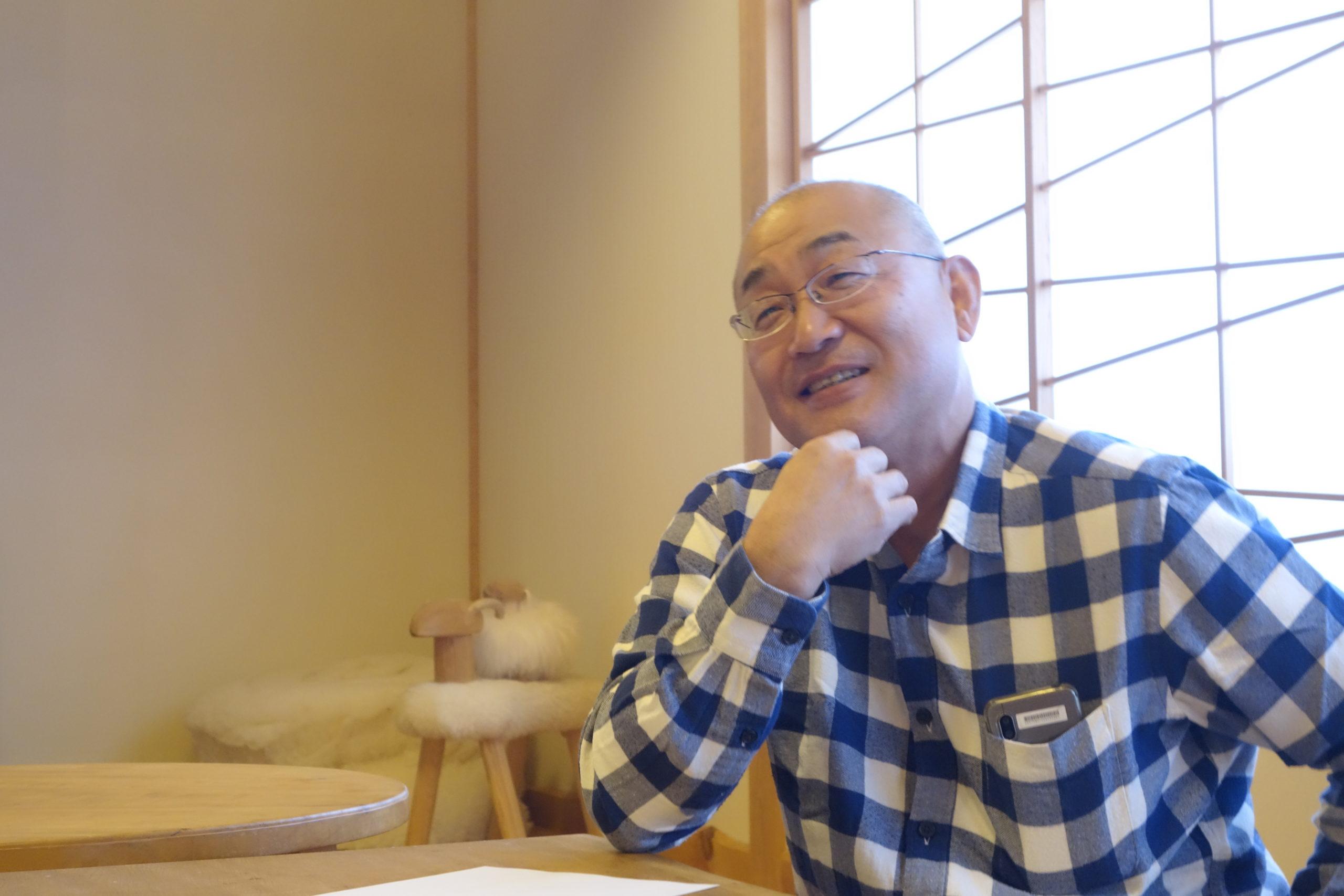 株式会社ムラモト 代表取締役 村本喜義氏①