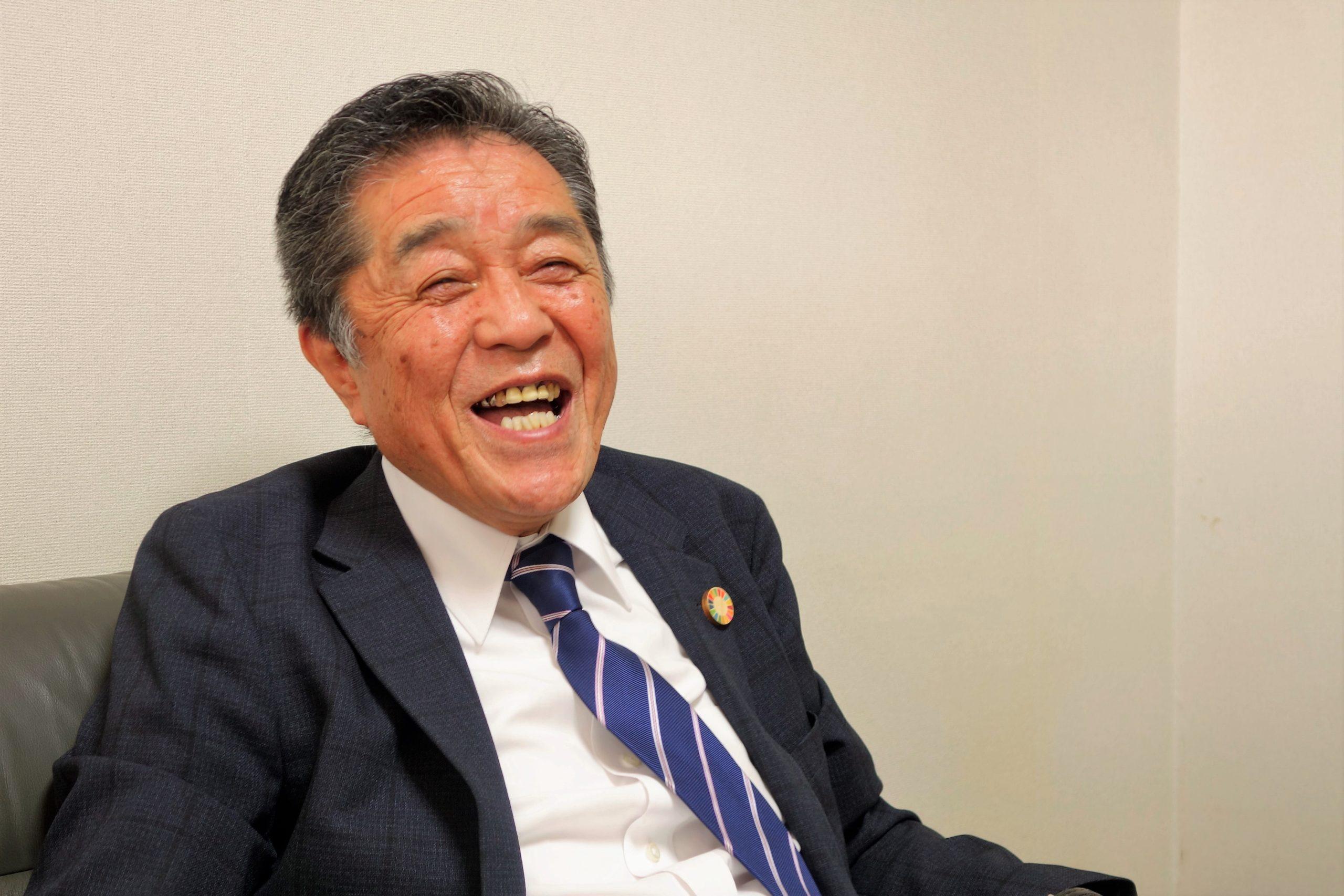 株式会社谷口 代表取締役社長 谷口正晴氏